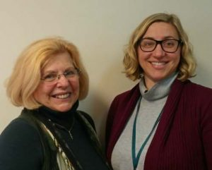 Lynn Hodson and Dr. Heather Hodson