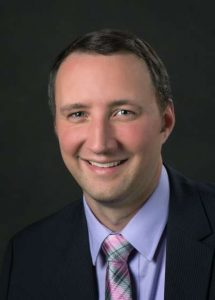 board-certified surgeon Gavin Davison, MD