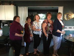 BCH Women's Association Officers 2017-18