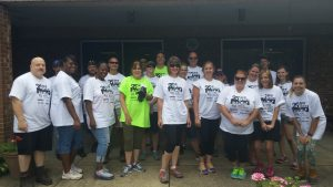 United Way Day of Caring 2017
