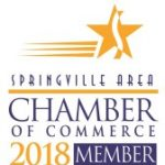 Springville Area Chamber of Commerce logo - Community