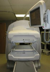 Nuclear Medicine Camera in Springville at Bertrand Chaffee Hospital
